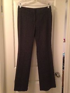 "Le Chateau Wool Pants ~ Size 5/6 ~ 32"" inseam"