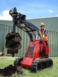 AFFORDABLE POST HOLE DIGGER 416 725 0700