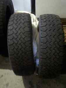4 Winter Tires--185/65R/15 West Island Greater Montréal image 1