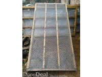 WANTED Used Sheep Mesh Slats 8ft X 4ft