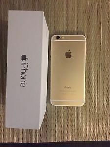 Iphone 6 unlocked 9/10 and cracked iPhone 6 186$