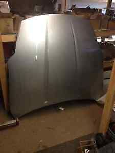 Used Nissan 350z Factory Hood, Silver, Excellent Condition