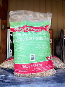 Hygreen Blended Wood Pellets-Made In Ontario