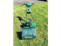 Suffolk punch lawn mower 35S