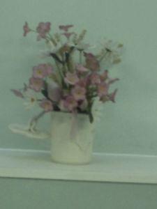 Aubaine pots vase plante verte fleur artificiel .