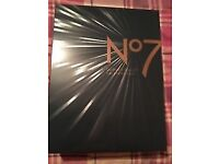 No7 ULTIMATE BEAUTY ADVENT CALENDAR 2017 FROM BOOTS NEW SEALED