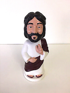 Jesus Bobble Head