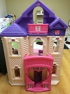 Maison barbie step 2