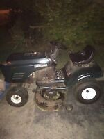 ...I'D LIKE TO BUY A DEAD OR DYING RIDING LAWNMOWER..