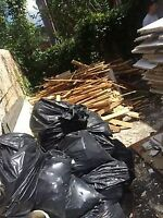 Junk Removal/Rubbish removal /Garbage removal 403 348-1719