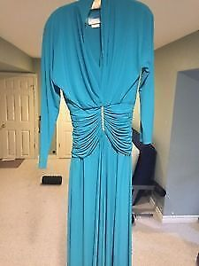 Ladies Dress - Evening Gown