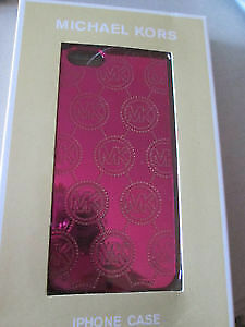 Michael Kors IPhone 5 Cases Pink