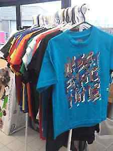 "LARGE QUANTITY OF KIDS ""WEST 49"" T SHIRTS - BRAND NEW"