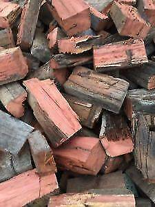 RED GUM FIREWOOD $175CUBIC METER  FREE DELIVERY