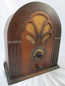 Vintage Cathedral Radio Ebay