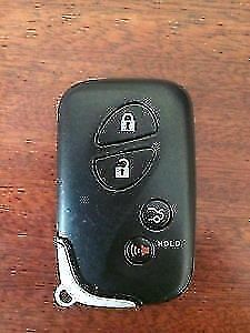 LEXUS ES GS IS LS SMART KEYS CUT & PROGRAMMED