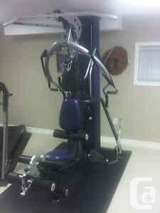M3 Inspire Home Gym