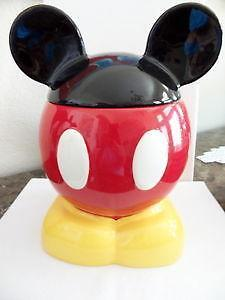 Disney Cookie Jars >> Disney Cookie Jar Ebay