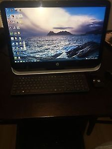 New inbox HP Pavilion 23 inch all in one