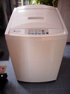 GE Spacemaker Portable washer