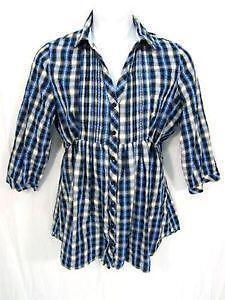 Womens Plaid Shirt | eBay