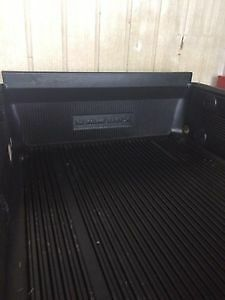 Bed liner ram box