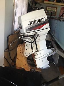 50 HP - Johnson 2 stroke