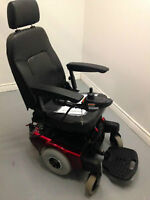 Power Chair - Hardly Used!!