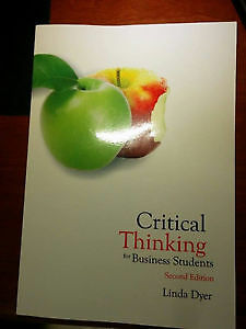 Criticical Thinking by Laura Dyer 2nd edition