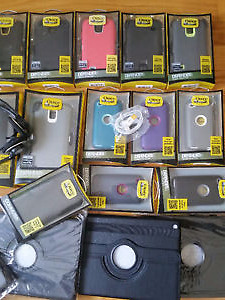 ETUIS OTTER BOX(protection max) Ipods4,Samsung S4,Note 3,Iphone6