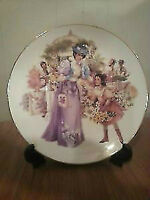 Victorian Lady Collectible Plate 2001-2002