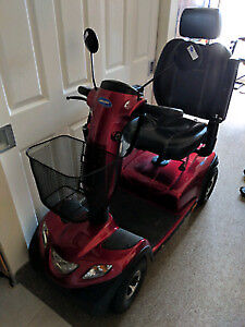 Invacare Comet 4 Wheel electric scooter - Excellent Condition