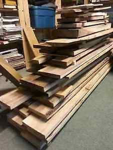 Wood/Lumber for sale: Walnut, Cherry, Oak, Hickory