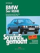 Reparaturanleitung BMW E34