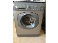 55 Hotpoint WML540 6kg 1400 Spin Silver A Rated Washing Machine 1 YEAR GUARANTEE FREE DEL N FIT