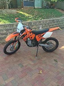Parting out 2006 ktm sxf450