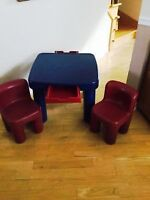 LITTLE TIKES Tables & Chaises & Chairs Step 2