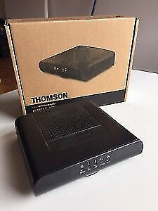 Thompson Cable Modem (DCM476) for Tekksavvy High Speed Internet