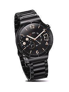 Huawei Watch -> Stainless Steel, Black - NEW