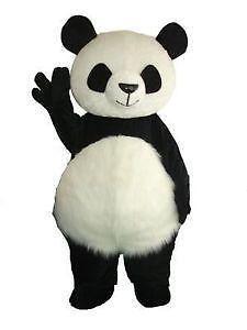 Panda Mascot Costume  sc 1 st  eBay & Panda Costume | eBay