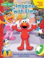 Imagine With Elmo - livre neuf