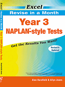 NAPLAN Excel Revise in a Month BOOK PDF ! Southport Gold Coast City Preview
