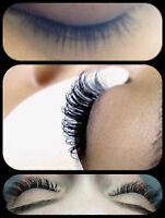 ~$50 SET OF EYELASH EXTENSION~ and HAIR SERVICES