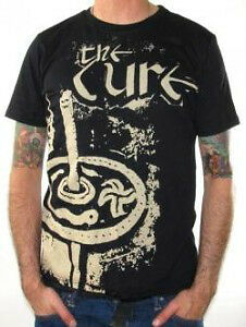 Cure-T-Shirt-Medium-Excellent condition-Quality Used clothing