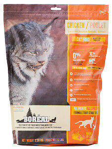 Boreal dry  Grain Free Chicken cat food
