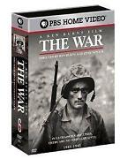 DVD New Ken Burns War
