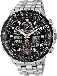Citizen eco drive titanium watches new used ebay - Citizen titanium dive watch ...