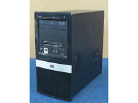 HP PC Tower Dual-Core 2.70Ghz x 2,ultra fast 4gb rams, Win 7, MS Office, NO OFFERS, can deliver ask