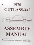 Olds Cutlass 442