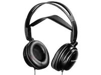 Thomson Consumer Electronics Tv Headphones With Dual Volume Control 5M Cable Length
